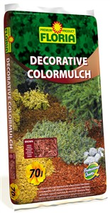 Color mulch HNĚDÁ (brown)70 l